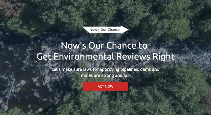 New/Mode Environmental Laws coalition