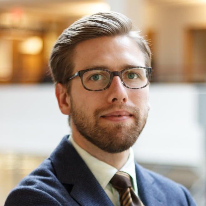 Shamus Reid, COO & Co-Founder