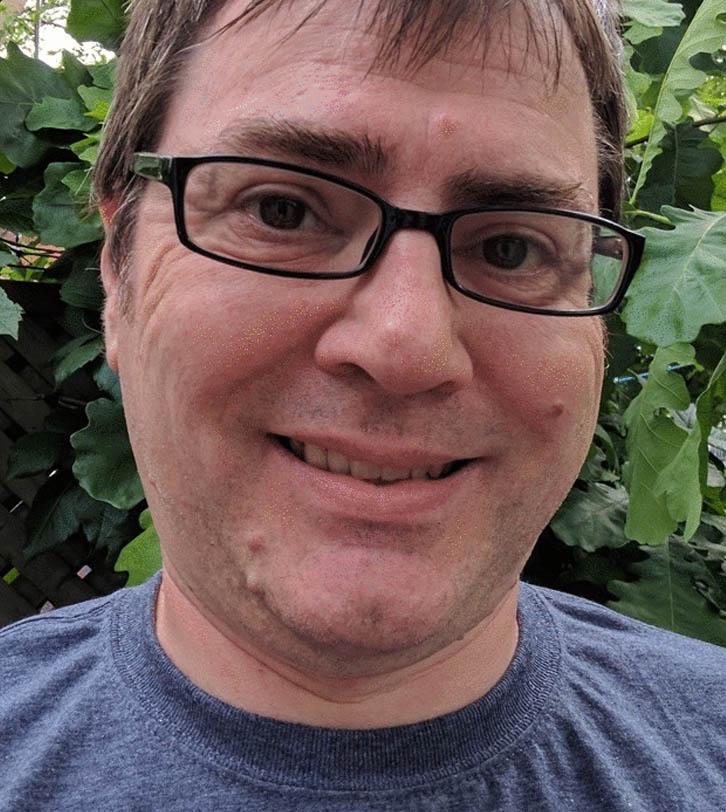 Mark Styles, Senior Web Developer