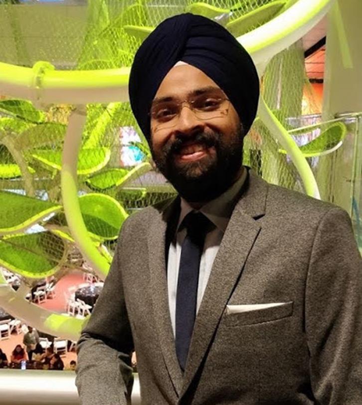 Prabhjot Bhatia, Technical Customer Support Specialist